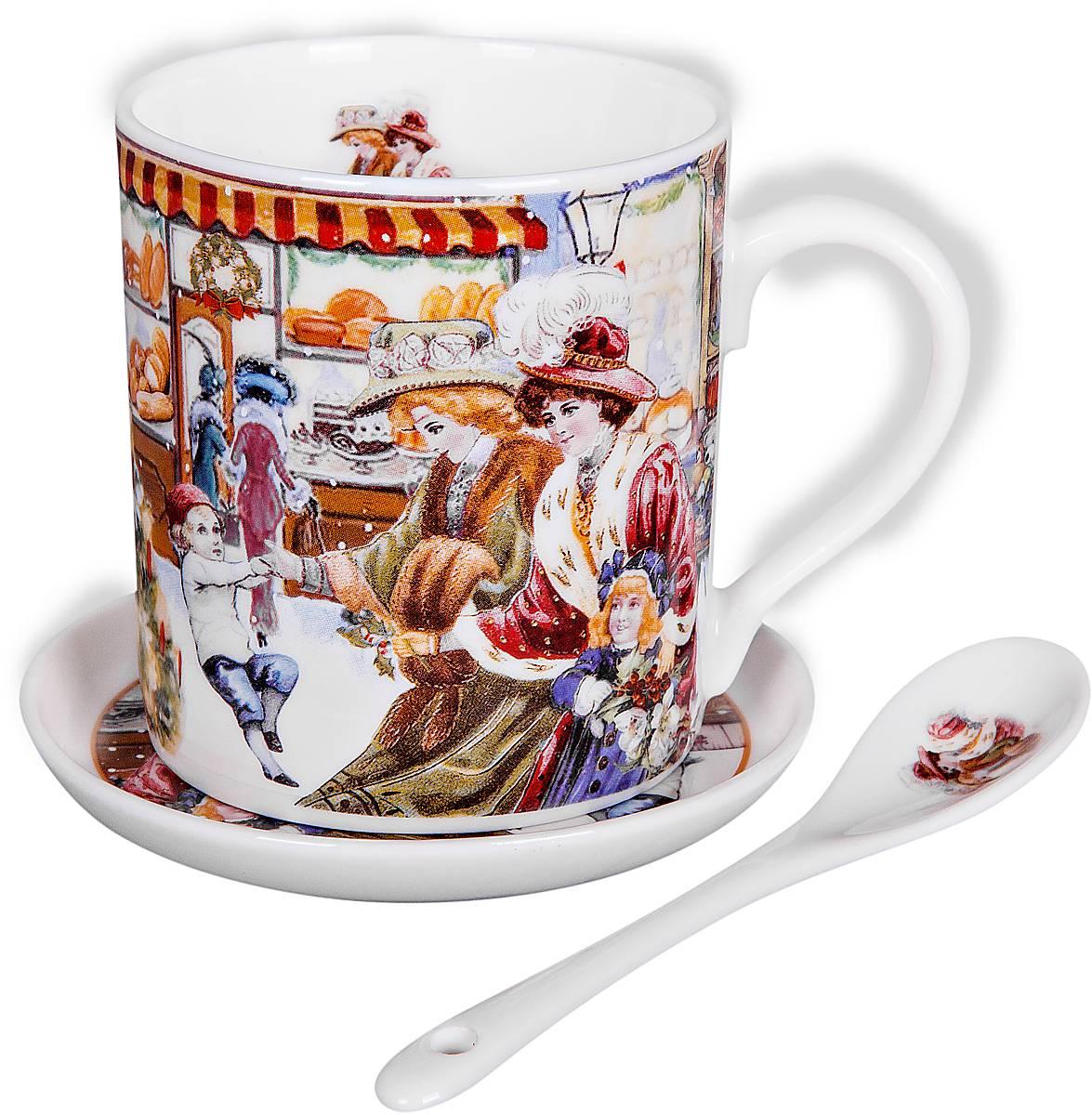 Набор чайный Mister Christmas. BR-M12-SETBR-M12-SET