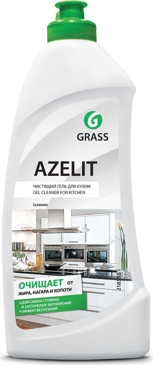 Универсальное чистящее средство Grass Azelit щелочное, 600 мл218600Концентрированное средство для удаления жира, нагара и копоти со сковородок, кухонных плит, коптильных камер, фритюрниц, грилей, духовых шкафов, микроволновых печей и др. Содержит активные чистящие вещества, которые помогают максимально эффективно справиться с застарелыми загрязнениями.