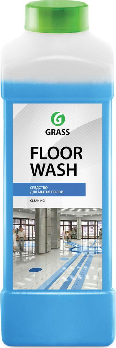 Универсальное чистящее средство Grass Floor wash для помещений и автомобилей, 1000 мл250110Средство для мытья полов. Концентрированное моющее средство, не содержит щелочи. Предназначено для применения в автоматических поломоечных машинах и ручной мойки полов, обладает приятным ароматом. Подходит для очистки любых водостойких покрытий, в том числе чувствительных к действию щелочей (линолеум, каучук, дерево, паркет, ламинат, мрамор) от органических загрязнений, животных жиров, растительных масел и других загрязнений. Концентрат растворяется из расчета 5 – 10 г/л воды.