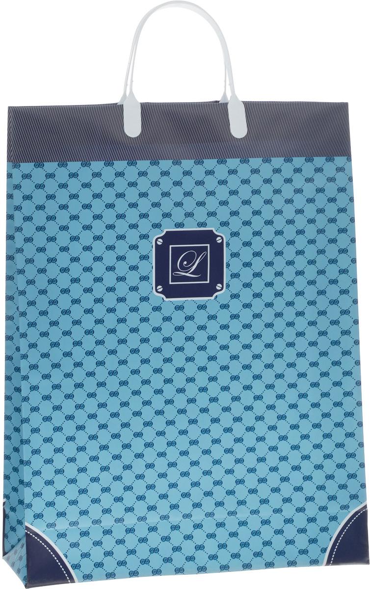 Пакет подарочный Bello, 32 х 10 х 42 см. BAL 119BAL 119Подарочный пакет Bello, изготовленный из пищегого полипропилена, станет незаменимым дополнением к выбранному подарку. Дно изделия укреплено плотным картоном, который позволяет сохранить форму пакета и исключает возможность деформации дна под тяжестью подарка. Для удобной переноски на пакете имеются две пластиковые ручки. Подарок, преподнесенный в оригинальной упаковке, всегда будет самым эффектным и запоминающимся. Окружите близких людей вниманием и заботой, вручив презент в нарядном, праздничном оформлении. Грузоподъемность: 12 кг. Морозостойкость: до -30°С.