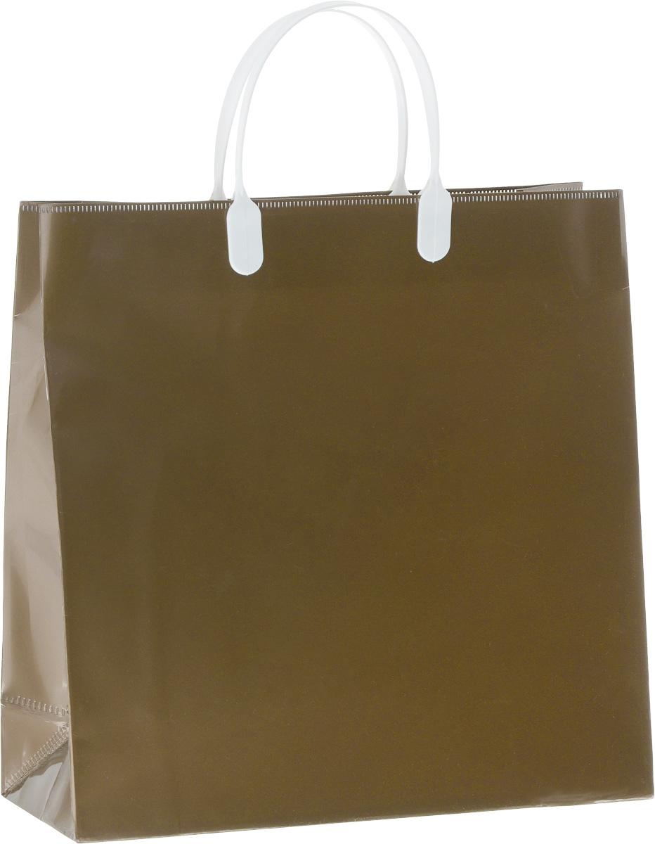 Пакет подарочный Bello, 30 х 10 х 30 см. SBUM10-2SBUM10-2Подарочный пакет Bello, изготовленный из пищевого полипропилена, станет незаменимым дополнением к выбранному подарку. Дно изделия укреплено плотным картоном, который позволяет сохранить форму пакета и исключает возможность деформации дна под тяжестью подарка. Для удобной переноски на пакете имеются две пластиковые ручки. Подарок, преподнесенный в оригинальной упаковке, всегда будет самым эффектным и запоминающимся. Окружите близких людей вниманием и заботой, вручив презент в нарядном, праздничном оформлении. Грузоподъемность: 12 кг. Морозостойкость: до -30°С.