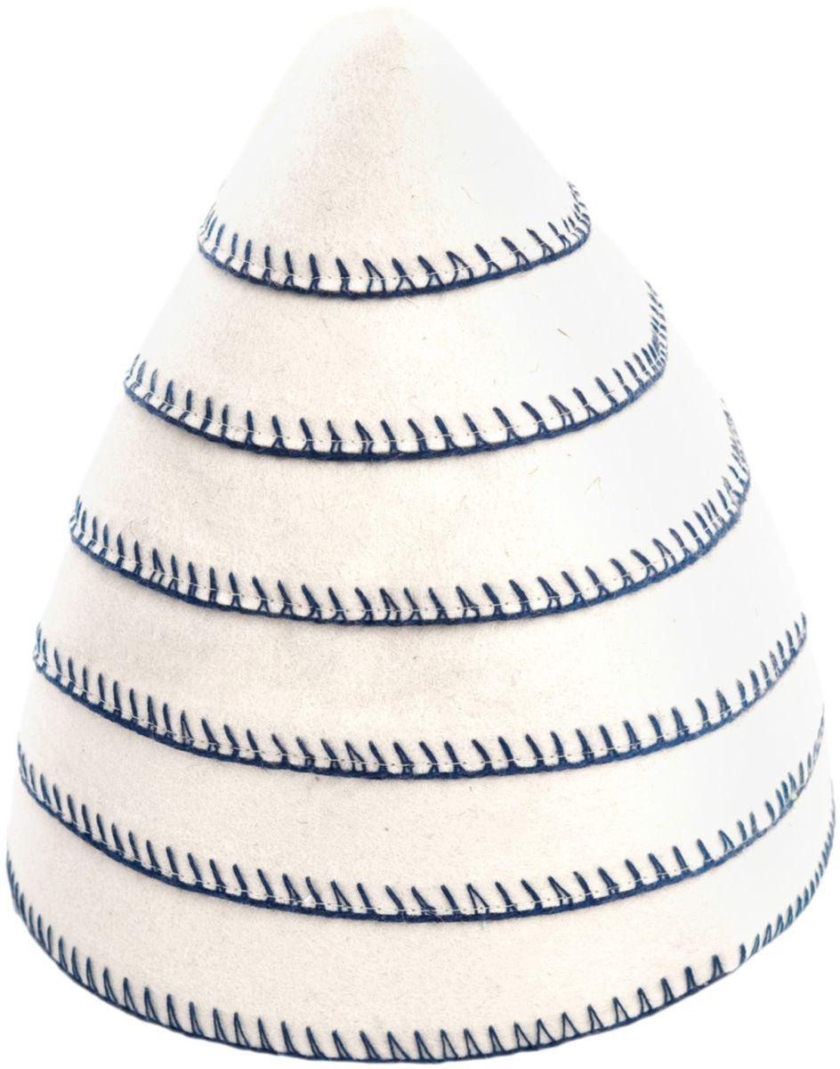 Шапка для бани и сауны Matti (Матти), цвет: бежевый. Размер М. 164164 MИзысканная утонченность шапок Matti (Матти), выполненных из натурального фетра, радует идеальной выделкой шерсти, что делает их удивительно гигроскопичными и защищает от высоких температур в парной. Особые дизайнерские находки нашли свое воплощение в необычном крое и высокой комфортности изделий. Контрастная окантовка привлекает внимание, объединяя благородство форм и лаконичность стиля.