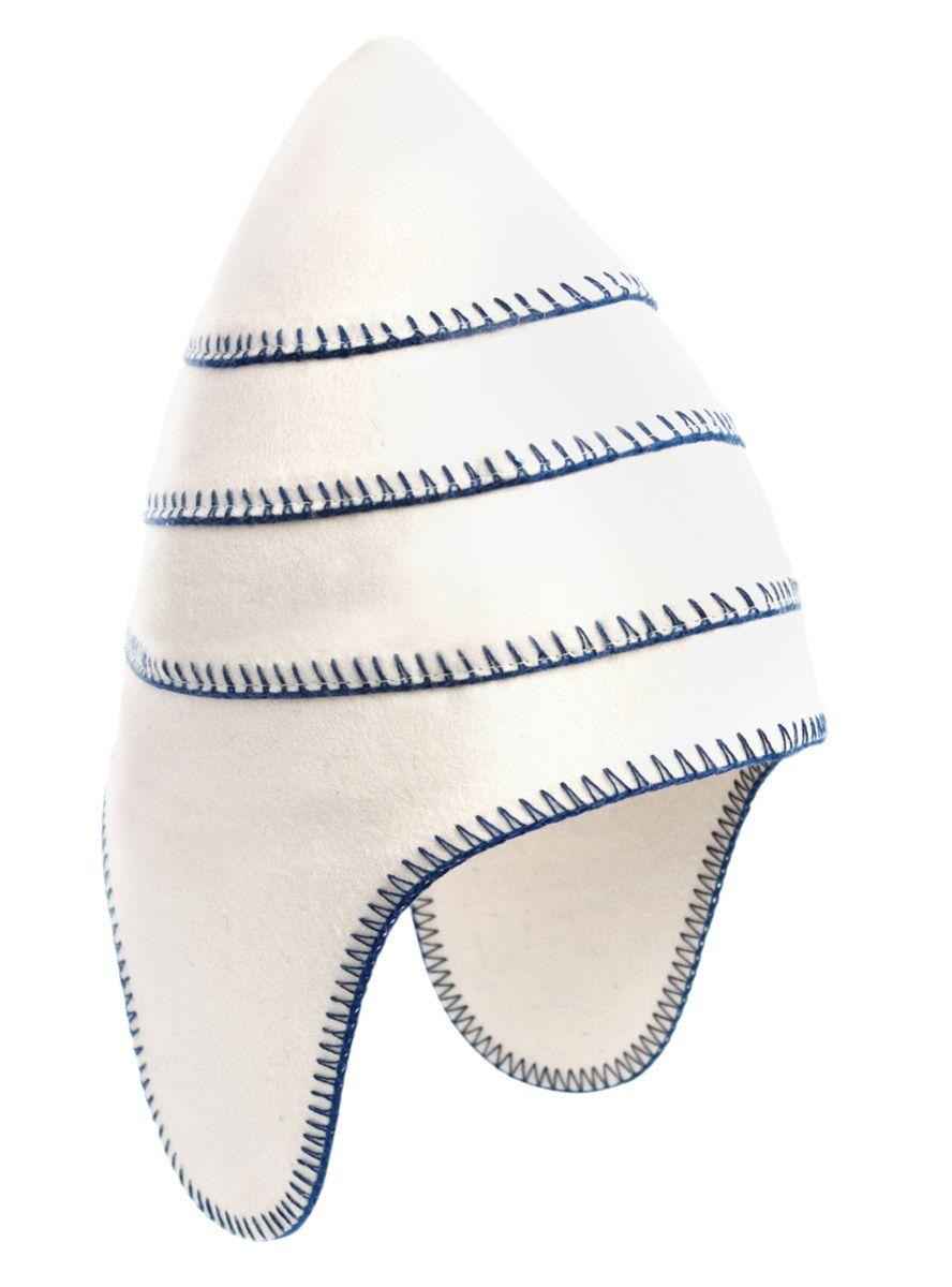 Шапка для бани и сауны Matti (Матти), цвет: бежевый. Размер M. 166166 MИзысканная утонченность шапок Matti (Матти), выполненных из натурального фетра, радует идеальной выделкой шерсти, что делает их удивительно гигроскопичными и защищает от высоких температур в парной. Особые дизайнерские находки нашли свое воплощение в необычном крое и высокой комфортности изделий. Контрастная окантовка привлекает внимание, объединяя благородство форм и лаконичность стиля. Характеристики: Материал: бежевый. Материал: фетр. Размер шапки: M. Максимальный обхват головы (по основанию шапки): 62 см. Общая высота шапки: 35 см. Производитель: Россия. Артикул: 166.