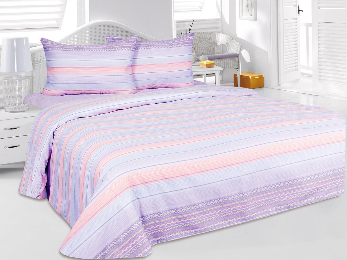 Комплект белья Tete-a-Tete Фрона, 2-спальный, наволочки 50x70Т-2114-02Комплект постельного белья Tete-a-Tete Фрона, выполненный из сатина (100% хлопка), создан для комфорта и роскоши. Комплект состоит из пододеяльника, простыни и 2 наволочек. Постельное белье оформлено оригинальным рисунком. Нежная пастельная гамма подчеркивает деликатность рисунка и наполняет интерьер мягким сиянием натурального хлопка-сатина. Сатин - это хлопок высшего сорта: высокопрочный, самый популярный в мире натуральный материал, известный своими впитывающими и терморегулирующими свойствами. Сатин отличает оригинальное саржевое переплетение с использованием уплотненных нитей двойной скрутки, что делает белье из сатина исключительно прочным и долговечным; оно выдерживает от 200 до 300 стирок, не теряя блеска и яркости красок. Комплект, упакованный в подарочную коробку, станет отличным подарком для вас и ваших близких.