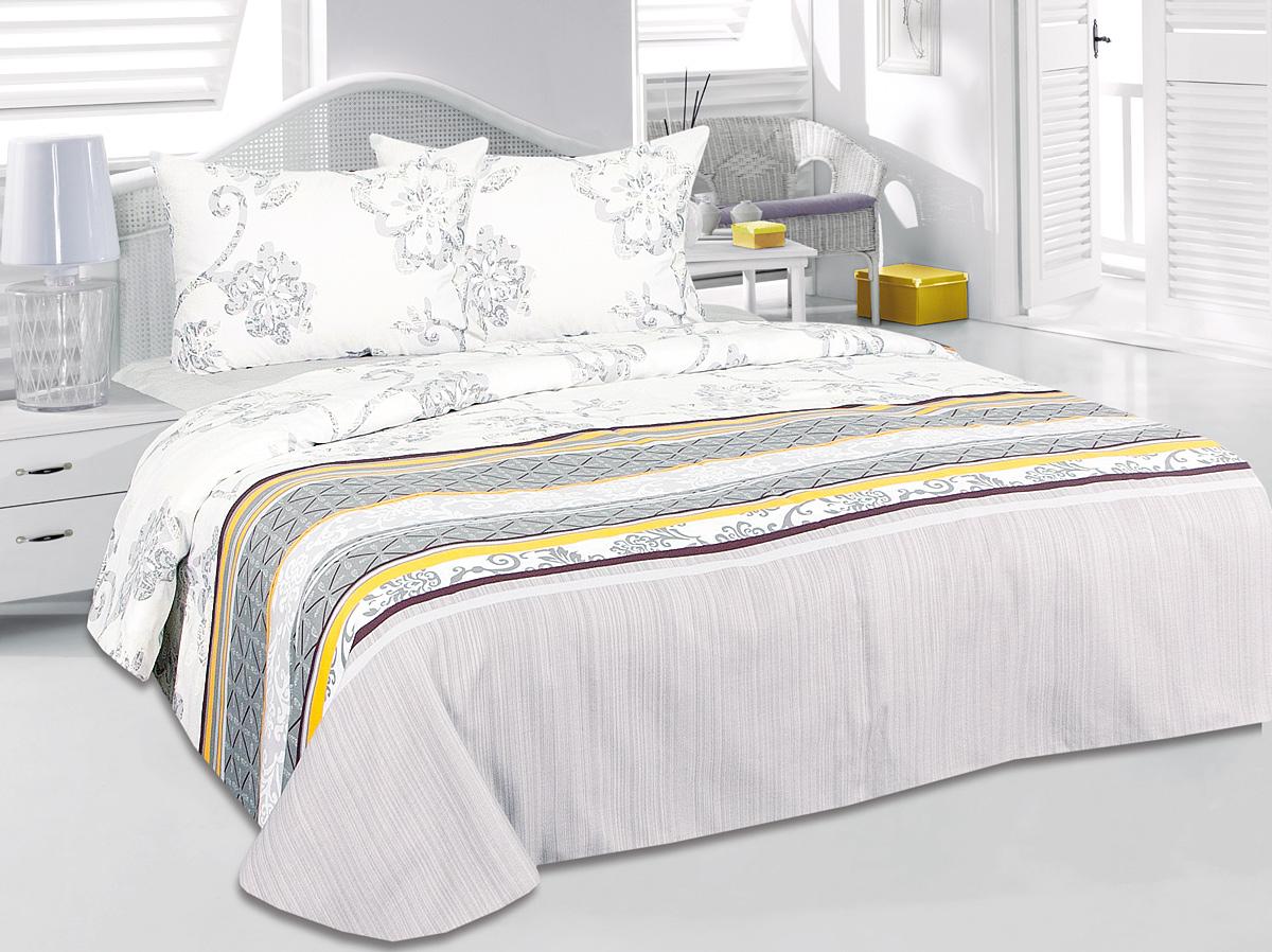 Комплект белья Tete-a-Tete Чара, 1,5-спальный, наволочки 50x70Т-2115-01Комплект белья Tete-a-Tete Чара изготовлен из органического 100% хлопка и состоит из пододеяльника, простыни и двух наволочек. Сатин - хлопчатобумажная ткань полотняного переплетения, одна из самых красивых, легких, мягких и приятных телу тканей, изготовленных из натурального волокна. Благодаря своей шелковистости и блеску сатин называют хлопковым шелком. Комплект постельного белья Tete-a-Tete Чара добавит изюминку в привычное оформление вашего интерьера и создаст уютную и теплую атмосферу или, наоборот, добавит ярких красок и расставит акценты.