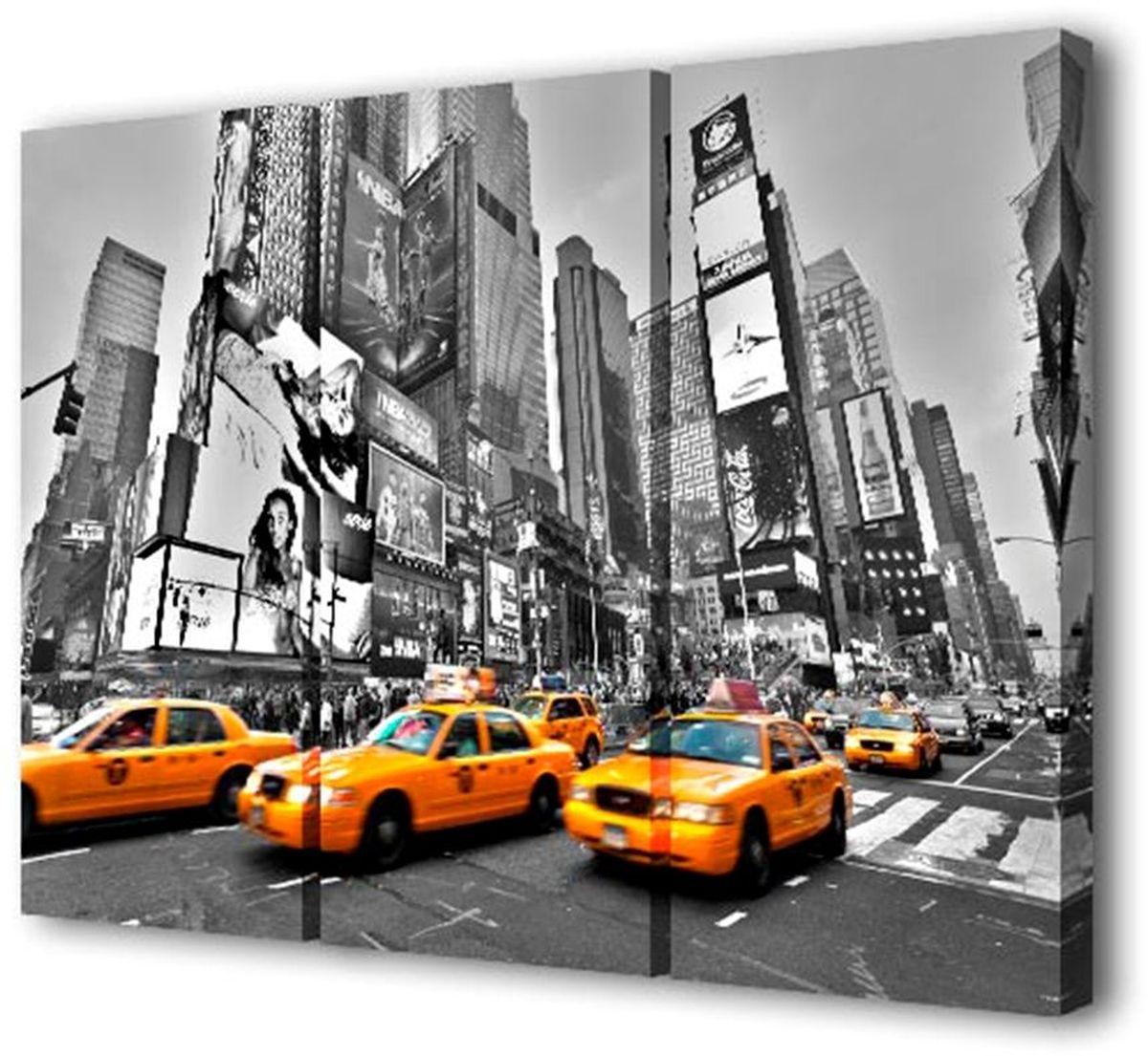 Картина модульная Toplight Город, 150 х 100 см. TL-M2032TL-M2032Модульная картина Toplight Город выполнена из синтетического полотна, подрамник из МДФ. Картина состоит из трех частей и выглядит очень аккуратно и эстетично благодаря такому способу оформления как галерейная натяжка. Подрамник исключает провисание полотна. Современные технологии, уникальное оборудование и цифровая печать, используемые в производстве, делают постер устойчивым к выцветанию и обеспечивают исключительное качество произведений. Благодаря наличию необходимых креплений в комплекте установка не займет много времени. Модульная картина - это прекрасная возможность создать яркий акцент при оформлении любого помещения. Изделие обязательно привлечет внимание и подарит немало приятных впечатлений своим обладателям. Правила ухода: можно протирать сухой, мягкой тканью. Рекомендованное расстояние между сегментами: 2 см. Толщина подрамника: 3 см.