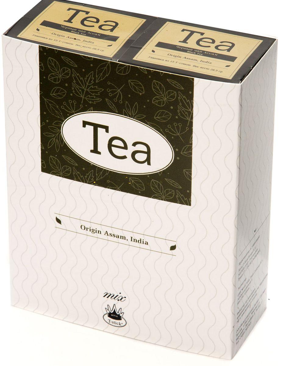 Подарочный набор Royal T-Stick: High Tea черный чай и High Tea черный чай в стиках, 30 шт78100Подарочный набор из 2- пачек чая премиум класса,упакован в коробку для транспортировки. Чай Ассам порадует вас насыщенным ,янтарно -красным цветом, терпким ароматом и пряным, солодово-медовым вкусом . Чай упакован в пищевую фольгу, которую можно использовать вместо ложечки для размешивания сахара. Опустите стик в кипяток, оставьте на 3 минуты, размешайте кусочек сахара. Достаньте стик из стакана, потрясите им о край стакана, так, чтобы стекли последние капли, и положите рядом. Вся влага останется внутри стика.Прекрасный подарок родным и близким,и отличный повод удивить коллег по работе и друзей, внедряя новую, элегантную культуру чаепития!