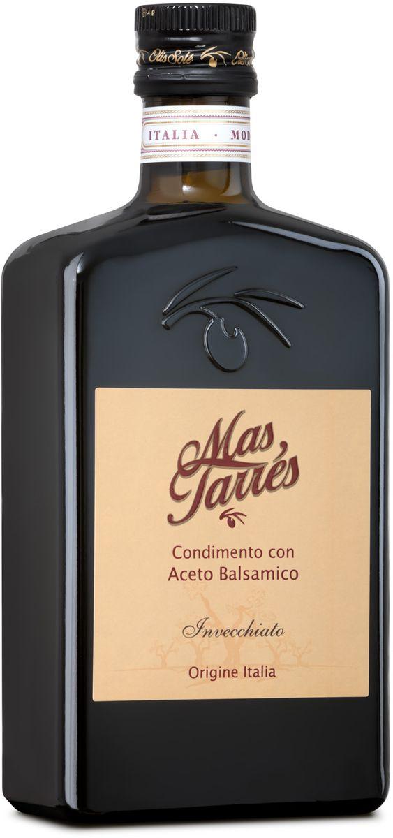 Olis Sole Бальзамический уксус Mas Tarres, 500 мл8437001404919Оли соле Бальзамический уксус Мас Тарес - натуральный продукт, необыкновенно таинственная приправа, которая придаст вашим блюдам насыщенные оттенки вкуса! В составе только оливковое масло Extra Virgin и бальзамический уксус вина сорта Trebbiano, Модены. 7 лет выдержки в дубовых бочках! Имеет темно-коричневый цвет. Обладает терпким запахом, виноградным вкусом. Приготовление бальзамического уксуса намного сложнее и дольше, чем яблочного или винного. Сначала отжатый сок винограда сорта треббьяно – мелкого, зеленого, кисловатого – варят, пока он не станет густым и коричневым. Это – виноградное сусло, к которому добавляют немного винного уксуса – для активации и ускорения процесса брожения, и затем сусло заливается в бочки. Для того чтобы уксус приобрел свой многогранный вкус, используют бочки из разных пород деревьев, которые отдают ему свои ароматы и одновременно впитывают лишнюю влагу. Сначала сусло настаивается в маленьких бочках из ясеня и дуба, затем...