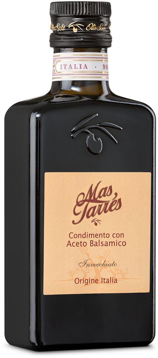 Olis Sole Бальзамический уксус Mas Tarres, 250 мл8437001404926Оли соле Бальзамический уксус Мас Тарес - натуральный продукт, необыкновенно таинственная приправа, которая придаст вашим блюдам насыщенные оттенки вкуса! В составе только оливковое масло Extra Virgin и бальзамический уксус вина сорта Trebbiano, Модены. 7 лет выдержки в дубовых бочках! Имеет темно-коричневый цвет. Обладает терпким запахом, виноградным вкусом. Приготовление бальзамического уксуса намного сложнее и дольше, чем яблочного или винного. Сначала отжатый сок винограда сорта треббьяно – мелкого, зеленого, кисловатого – варят, пока он не станет густым и коричневым. Это – виноградное сусло, к которому добавляют немного винного уксуса – для активации и ускорения процесса брожения, и затем сусло заливается в бочки. Для того чтобы уксус приобрел свой многогранный вкус, используют бочки из разных пород деревьев, которые отдают ему свои ароматы и одновременно впитывают лишнюю влагу. Сначала сусло настаивается в маленьких бочках из ясеня и дуба, затем часть настоянного на густых...