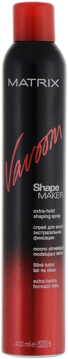 Matrix Vavoom SHAPEMAKER моделирующий спрей экстрасильной фиксации 400мл (Matrix Cosmetics)