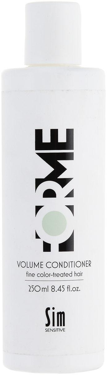 SIM SENSITIVE Бальзам для волос FORME Volume Conditioner, 250мл