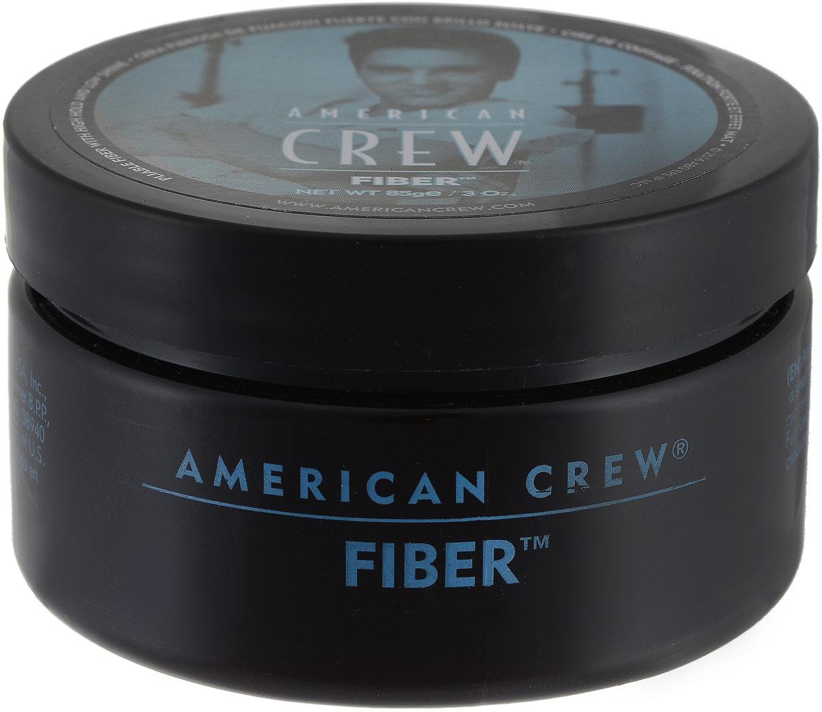 American Crew Паста высокой фиксации с низким уровнем блеска Fiber Gel 85 г7209382000American Crew& Fiber Gel паста высокой фиксации с низким уровнем блеска это великолепное средство для стайлинга, которое помогает эффектно увеличить объём волос, уплотнить волосы и придать им текстуру. Гель Американ Крю содержит в составе такие основные ингредиенты, как пчелиный воск (который сохраняет в волосах необходимое количество влаги и предотвращает появление сухости волос), цетил пальмитат (разглаживающее и смягчающее средство), ланолин (средство для необходимого увлажнения волос) и цетеарет-20 (средство для получения эффекта кондиционирования). Продукт отлично подходит также для волос короткой длины (от 3 до 8 сантиметров), имеет удобную для применения волокнистую структуру и обеспечивает гибкую фиксацию волос с красивым матовым оттенком. Гель American Crew Fiber Gel великолепно подходит и для укладки усов.
