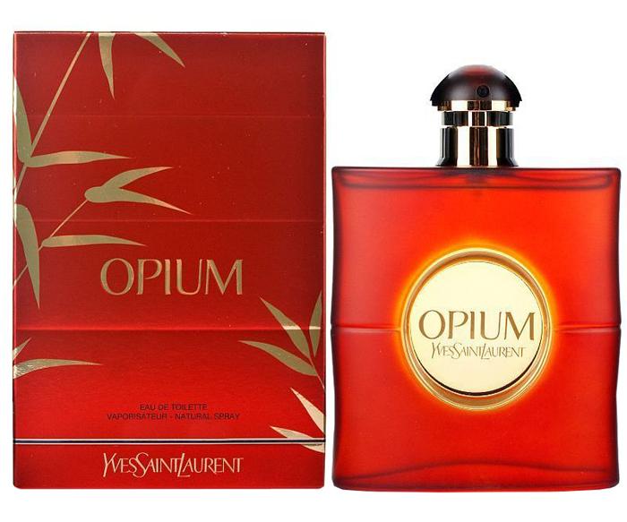 Yves Saint Laurent Opium lady Туалетная вода женская, 90 мл