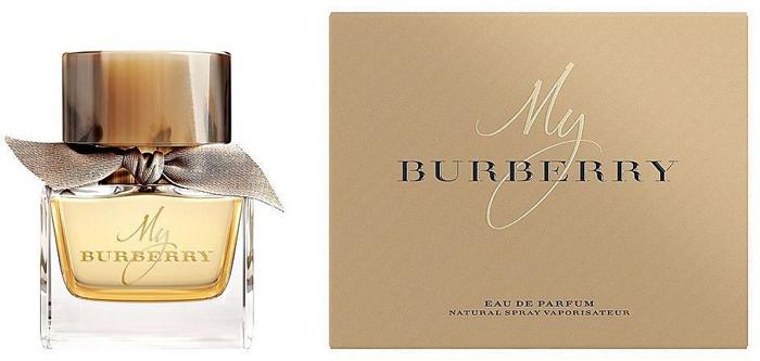 "Burberry ""My Burberry"" Парфюмерная вода жеснкая, 30 мл 961709"