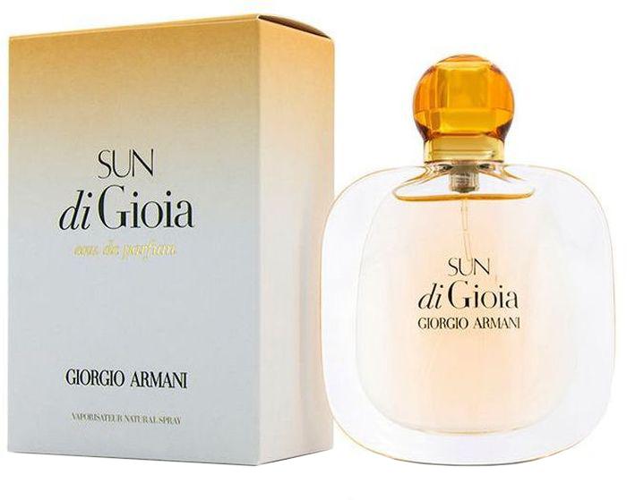"Giorgio Armani ""Acqua di Gioia Sun lady"" Парфюмерная вода женская, 50 мл 970402"
