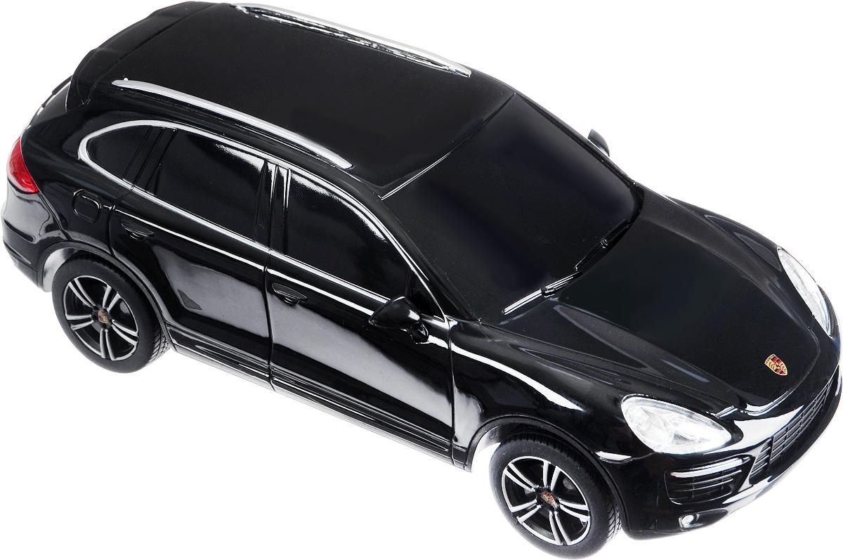 Rastar Радиоуправляемая модель Porsche Cayenne Turbo цвет черный масштаб 1:24