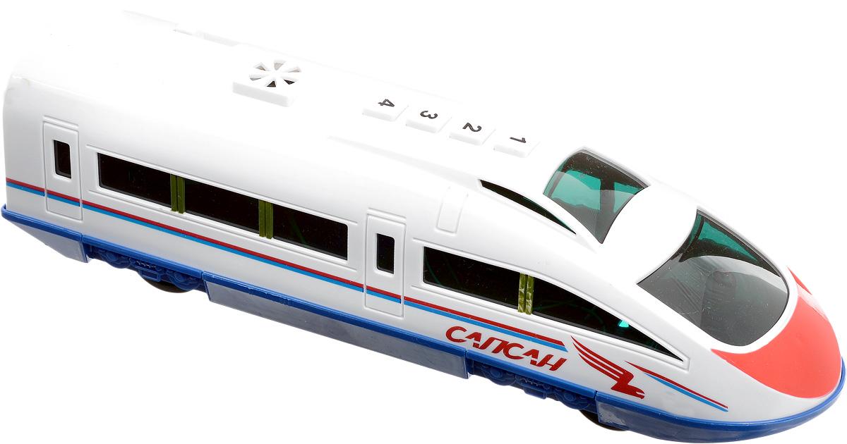 ТехноПарк Поезд инерционный Сапсан
