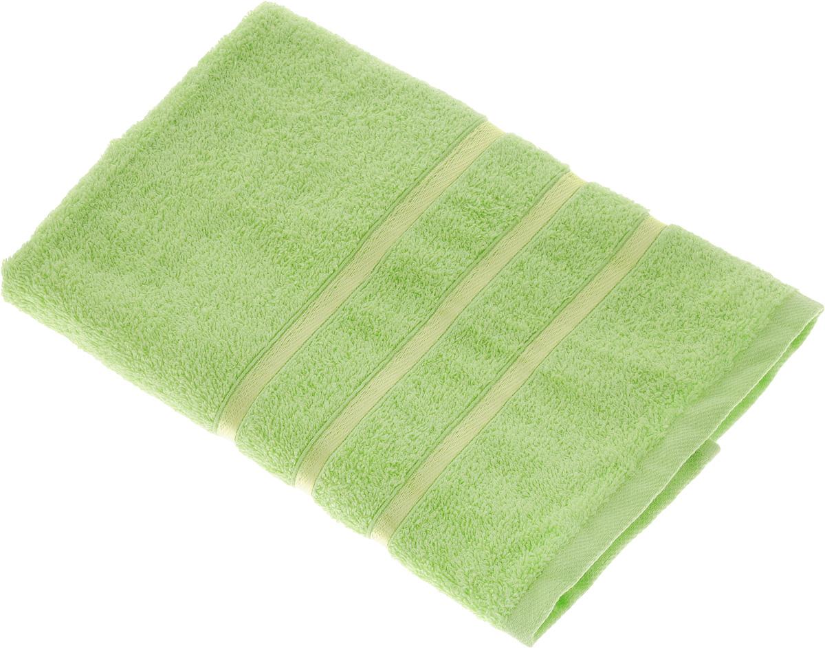 Полотенце Tete-a-Tete Ленты, цвет: салатовый, 50 х 85 смУП-001-07кМахровое полотенце Tete-a-Tete Ленты, изготовленное из натурального хлопка, подарит массу положительных эмоций и приятных ощущений. Полотенце отличается нежностью и мягкостью материала, утонченным дизайном и превосходным качеством. Линейка Ленты декорирована атласными лентами и обладает насыщенным цветом. Полотенце прекрасно впитывает влагу, быстро сохнет и не теряет своих свойств после многократных стирок. Махровое полотенце Tete-a-Tete Ленты станет прекрасным дополнением в дизайне ванной комнаты. Полотенце, упакованное в красивую коробку, может послужить отличной идеей подарка.