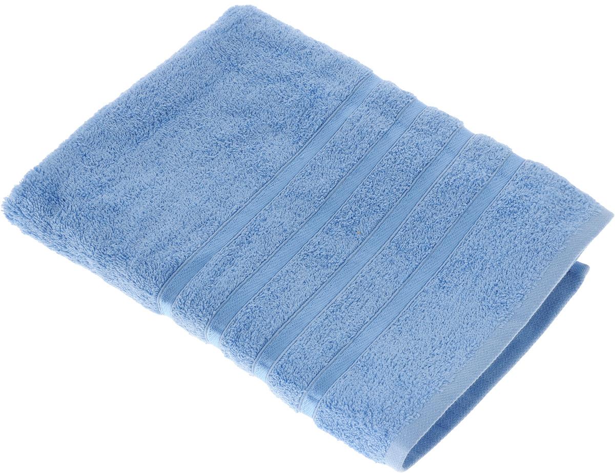 Полотенце Tete-a-Tete Ленты, цвет: голубой, 70 х 135 смУП-002-04кМахровое полотенце Tete-a-Tete Ленты, изготовленное из натурального хлопка, подарит массу положительных эмоций и приятных ощущений. Полотенце отличается нежностью и мягкостью материала, утонченным дизайном и превосходным качеством. Линейка Ленты декорирована атласными лентами и обладает насыщенным цветом. Полотенце прекрасно впитывает влагу, быстро сохнет и не теряет своих свойств после многократных стирок. Махровое полотенце Tete-a-Tete Ленты станет прекрасным дополнением в дизайне ванной комнаты. Полотенце, упакованное в красивую коробку, может послужить отличной идеей подарка.