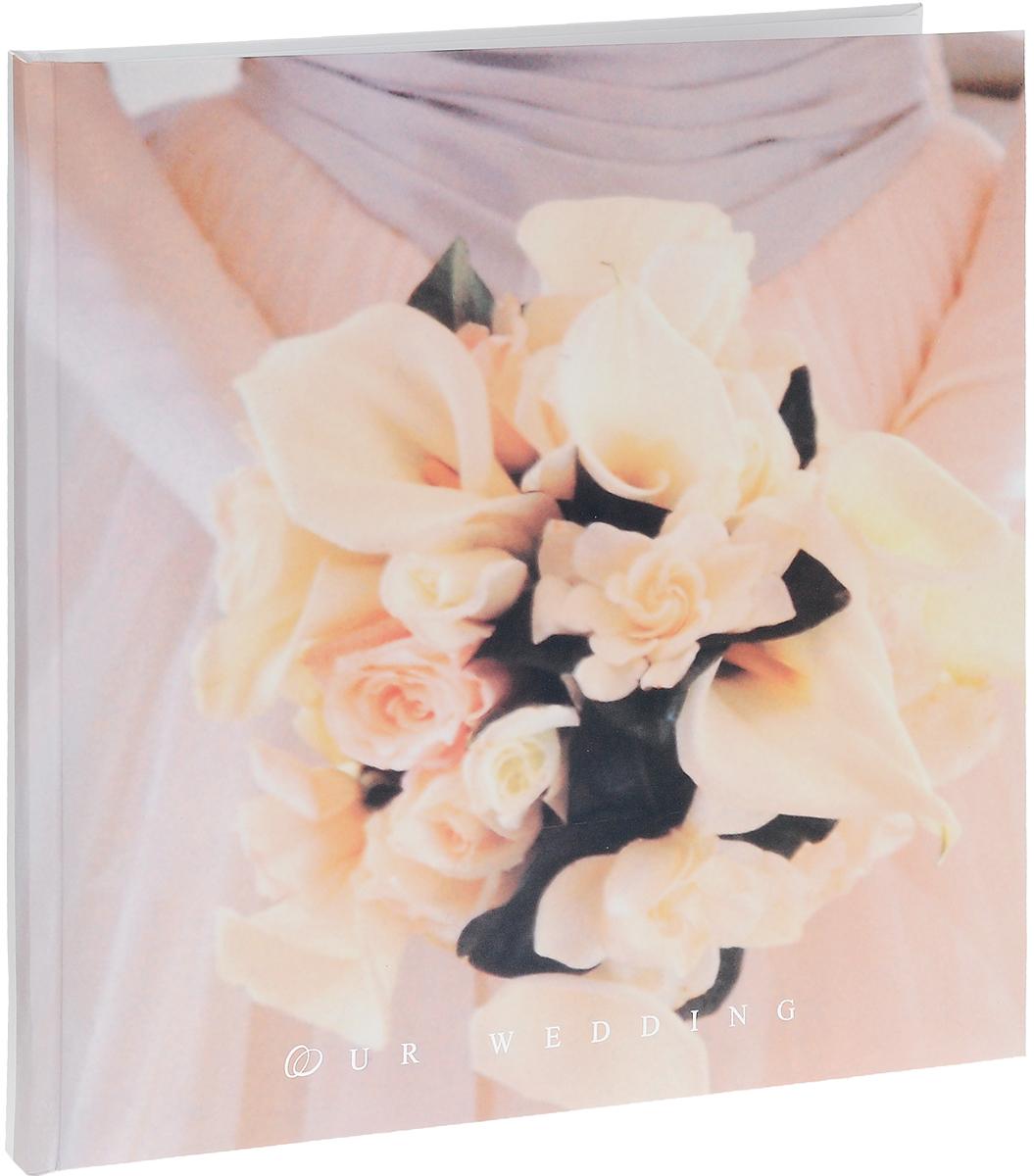 Фотоальбом Pioneer Wedding Love. Розы и каллы, 10 магнитных листов, 32 х 32 см15688 LM-SA10BB/C_розы, калыФотоальбом Pioneer Wedding Love сохранит моменты ваших счастливых мгновений на своих страницах! Обложка, изготовленная из картона с клеевым покрытием, оформлена изображением букета цветов. Переплет книжный. Листы, выполненные из картона с пленкой ПВХ, декорированы изображением желтых и розовых роз. Такие магнитные листы удобны тем, что они позволяют размещать фотографии разных размеров. Магнитные страницы обладают следующими преимуществами: - Не нужно прикладывать усилий для закрепления фотографий; - Не нужно заботиться о размерах фотографий, так как вы можете вставить в альбом фотографии разных размеров (максимальный размер фотографии 31,5 х 31,7 см). Нам всегда так приятно вспоминать о самых счастливых моментах жизни, запечатленных на фотографиях. Поэтому фотоальбом является универсальным подарком к любому празднику. Вашим родным, близким и просто знакомым будет приятно помещать фотографии в этот альбом. Количество листов: 10 шт. ...