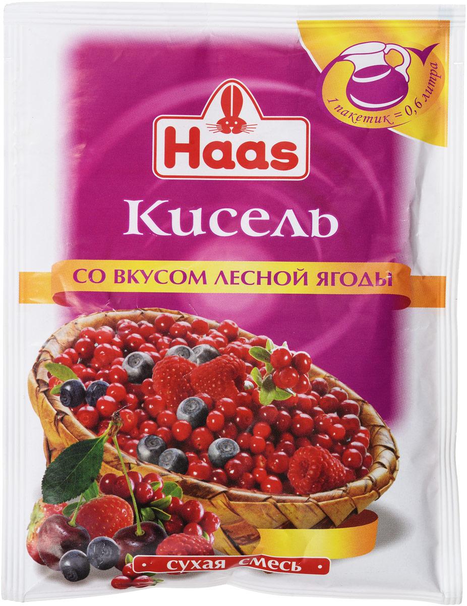 Haas кисель Лесная ягода, 75 г238022Кисель Haas порадует вас яркими летними ягодными вкусами в любое время года! Уважаемые клиенты! Обращаем ваше внимание, что полный перечень состава продукта представлен на дополнительном изображении.