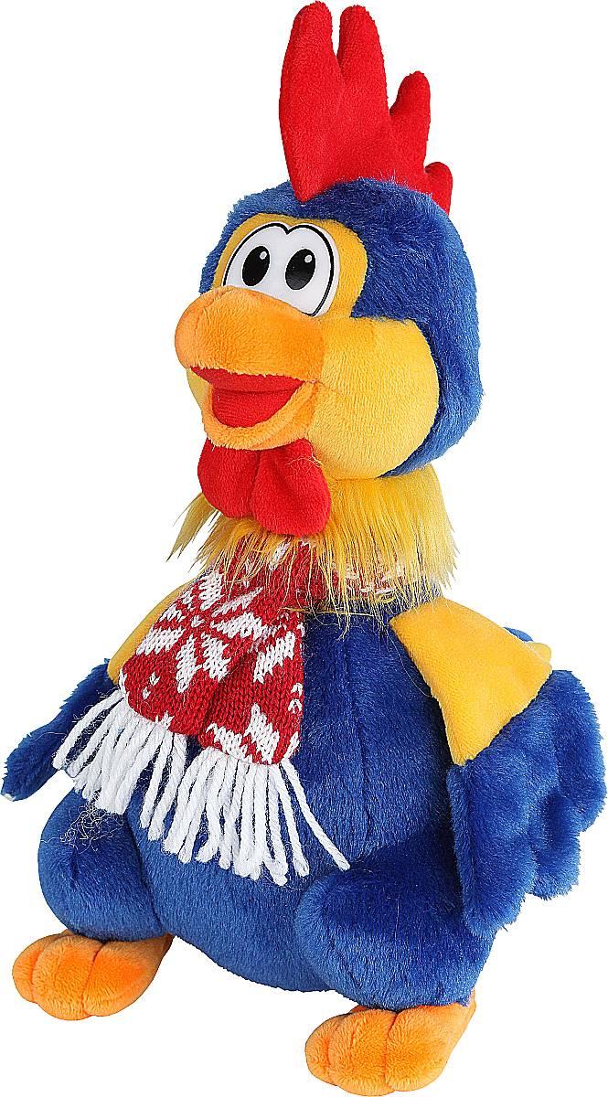 Игрушка новогодняя мягкая Mister Christmas Петушок, высота 23 смFT-17-BМягкая новогодняя игрушка Mister Christmas Петушок, изготовленная из текстиля, прекрасно подойдет для праздничного декора дома. Изделие можно разместить в любом понравившемся вам месте. Новогодняя игрушка несет в себе волшебство и красоту праздника. Создайте в своем доме атмосферу веселья и радости, украшая дом красивыми игрушками, которые будут из года в год накапливать теплоту воспоминаний. Высота игрушки: 23 см.