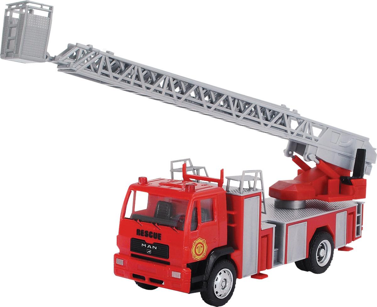 Dickie Toys Пожарная машинка Fire Fighter3341006_красныйГлавный элемент технического оснащения пожарной команды - конечно, красная пожарная машина! Пожарная машина Dickie Toys Fire Fighter выполнена в реалистичном стиле и оснащена декоративными элементами - парой синих маячков, окошками, закрытыми жалюзи. У миниатюрного транспорта свободно крутятся колеса, а также имеются декоративные элементы: кабина с приборной панелью, лестница. Игрушка изготовлена из прочных, качественных и безопасных материалов, аккуратно раскрашена яркими красками. Вместе с пожарной машинкой Dickie Toys Fire Fighter организуйте собственную пожарную станцию!