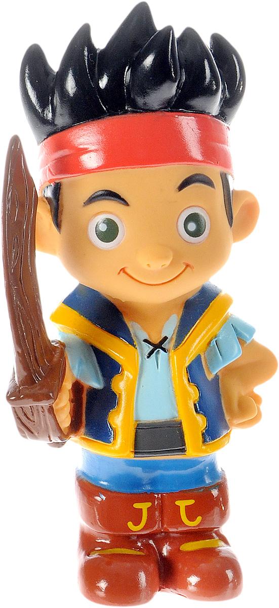 Играем вместе Игрушка для ванной Джейк9BLSИгрушка для ванной Играем вместе Джейк разнообразит водные процедуры ребенка. Этот известный герой мультфильма от Disney готов к новым приключениям. Игрушка выполнена из качественных материалов, которые безопасны для здоровья ребенка. Фигурка Джейка выполнена детально точно и реалистично, совсем как из мультфильма.