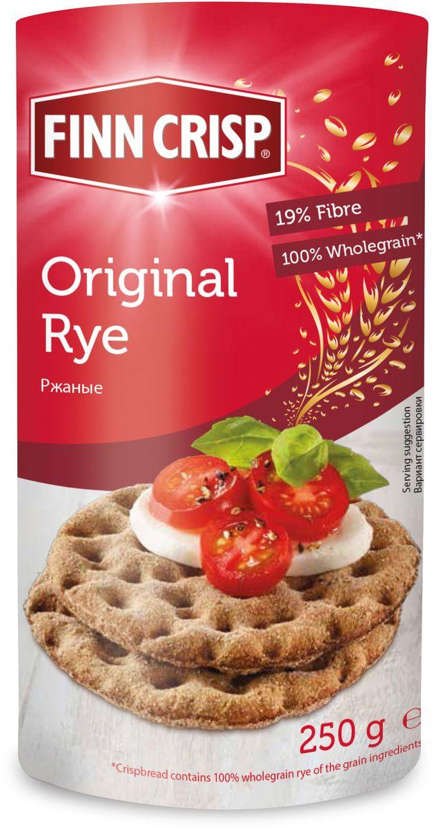 Finn Crisp Original Rye хлебцы ржаные, 250 г