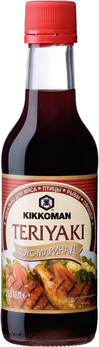 Kikkoman соус-маринад Teriyaki, 250 мл24115