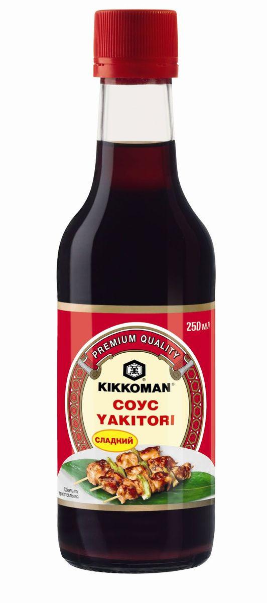 Kikkoman соус соевый Yakitori, 250 мл24136