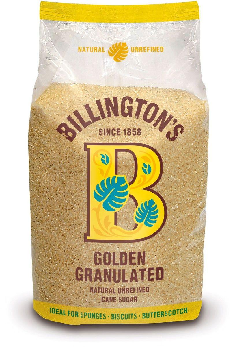 Billingtons Golden Granulated сахар нерафинированный, 1 кг28113