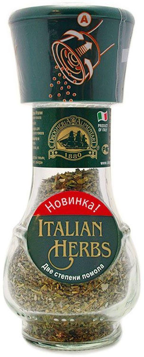 Drogheria е Alimentari мельница две степени помола Травы Италии, 20 г72209