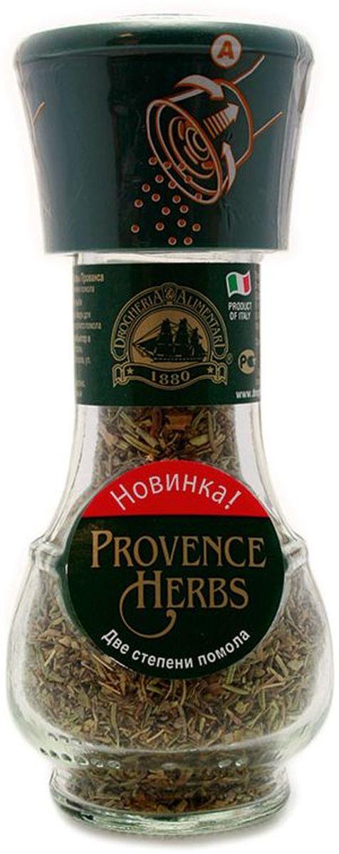 Drogheria е Alimentari мельница две степени помола травы Прованса, 20 г