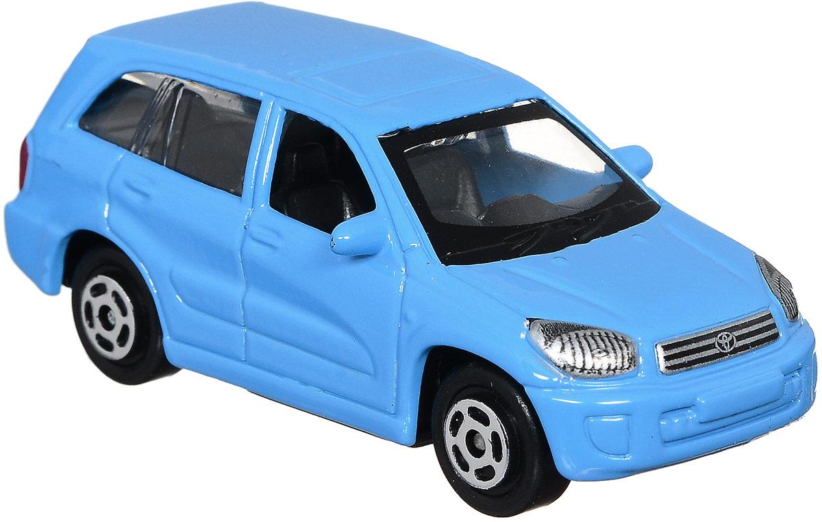 ТехноПарк Модель автомобиля Toyota RAV4 цвет голубойDISPLAY MIX_голубой Toyota RAV4Модель автомобиля ТехноПарк Toyota RAV4 - это миниатюрная копия настоящей машины. Выполненная из высококачественных материалов, она обязательно понравится не только ребенку, но и взрослому. Игрушечная модель оснащена металлическим корпусом и подвижными колесами. Машинка является отличным подарком для юного гонщика. Во время игры с такой машинкой у ребенка развиваются мелкая моторика рук, фантазия и воображение.
