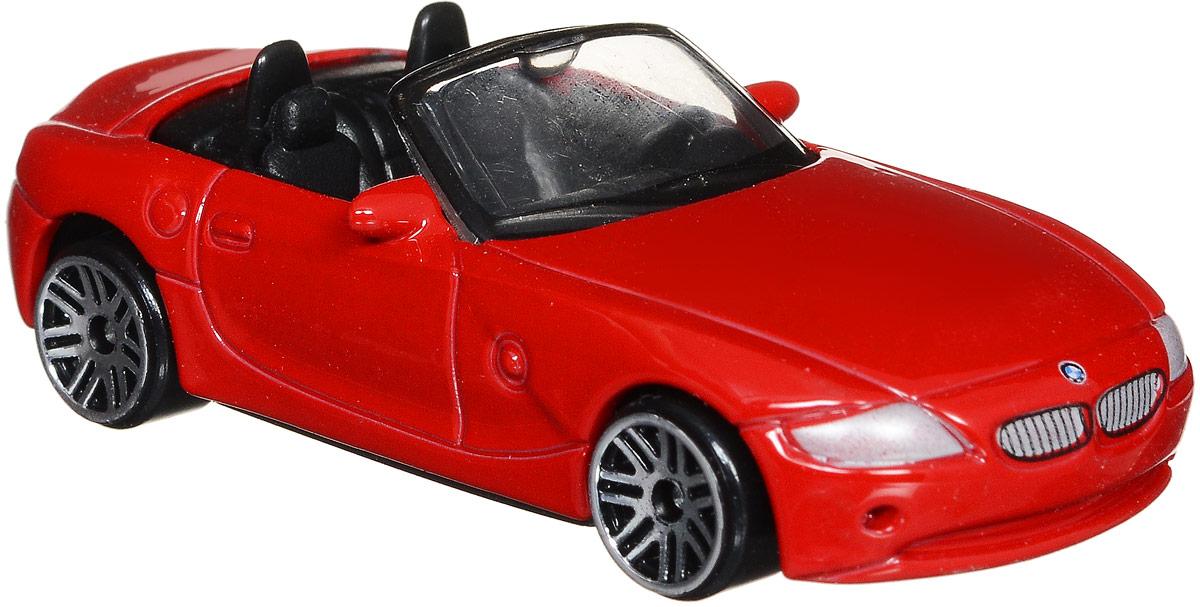 ТехноПарк Модель автомобиля BMW Z4 цвет красный