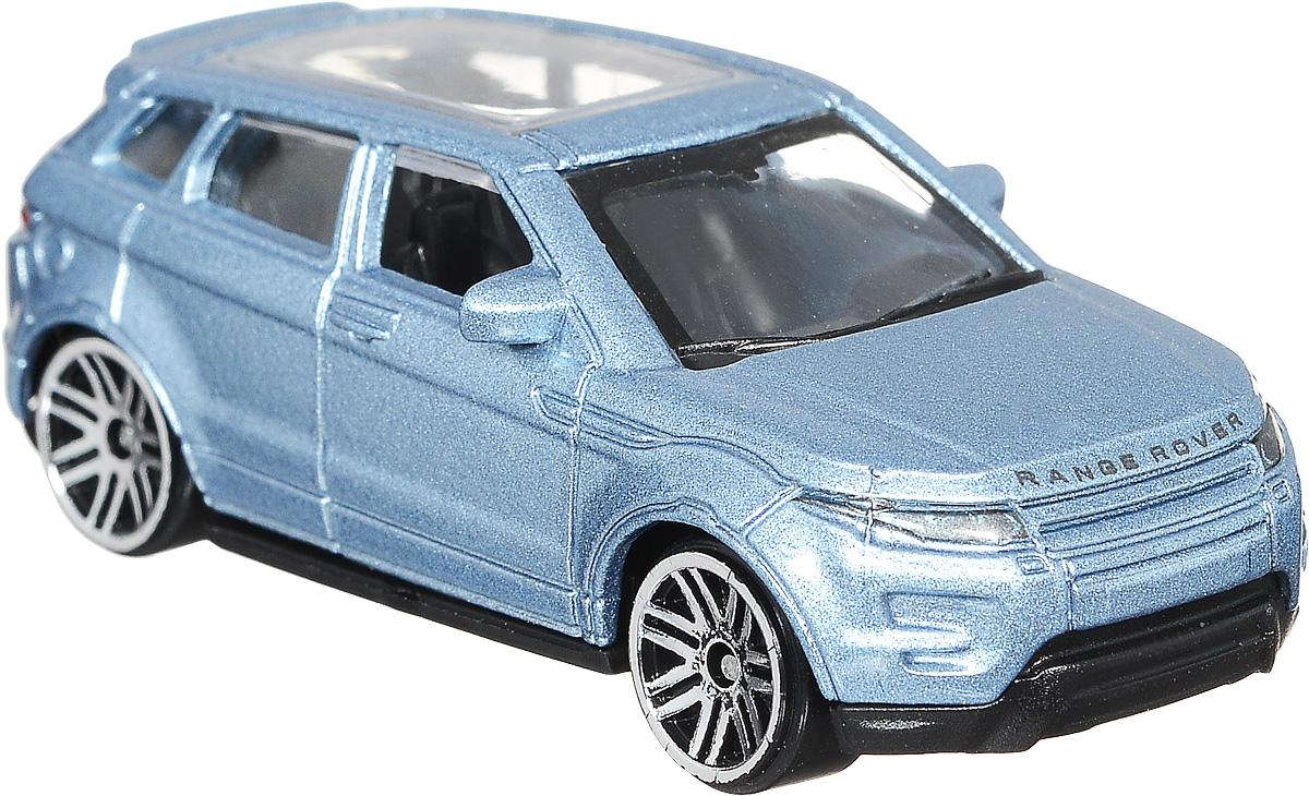 ТехноПарк Модель автомобиля Land Rover Range Rover Evoque цвет голубой