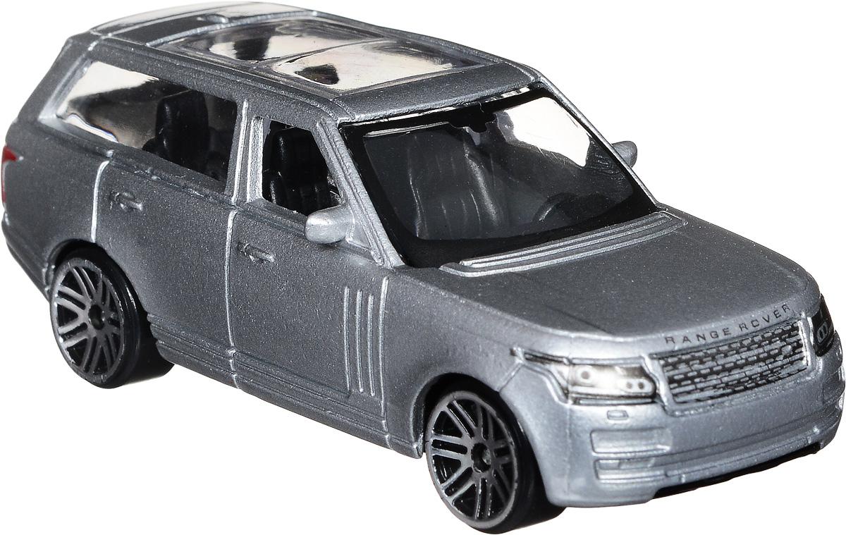 ТехноПарк Модель автомобиля Land Rover Range Rover цвет серебристыйDISPLAY MIX_серебристыйМодель автомобиля ТехноПарк Land Rover Range Rover - это миниатюрная копия настоящей машины. Выполненная из высококачественных материалов, она обязательно понравится не только ребенку, но и взрослому. Игрушечная модель оснащена металлическим корпусом и подвижными колесами. Машинка является отличным подарком для юного гонщика. Во время игры с такой машинкой у ребенка развиваются мелкая моторика рук, фантазия и воображение.