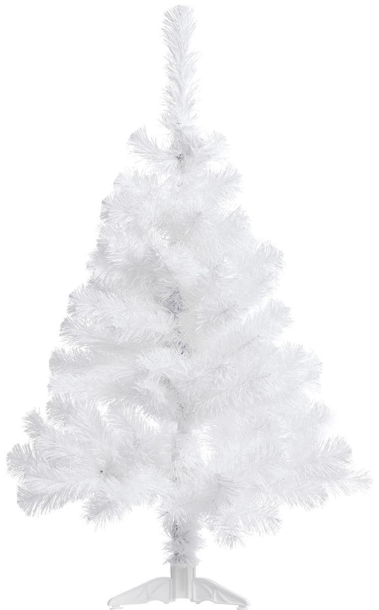 Ель искусственная Morozco Скандинавская белая, высота 120 см2812Искусственная ель Скандинавская белая - прекрасный вариант для оформления вашего интерьера к Новому году. Такие деревья абсолютно безопасны, удобны в сборке и не занимают много места при хранении. Ель состоит из верхушки, ствола и устойчивой подставки. Ель быстро и легко устанавливается и имеет естественный и абсолютно натуральный вид, отличающийся от своих прототипов разве что совершенством форм и мягкостью иголок. Еловые иголочки не осыпаются, не мнутся и не выцветают со временем. Полимерные материалы, из которых они изготовлены, не токсичны и не поддаются горению. Ель Morozco обязательно создаст настроение волшебства и уюта, а так же станет прекрасным украшением дома на период новогодних праздников.