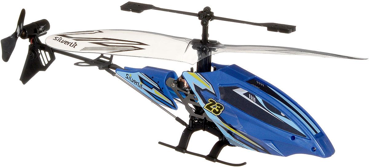 Silverlit Вертолет на инфракрасном управлении Вихрь цвет синий