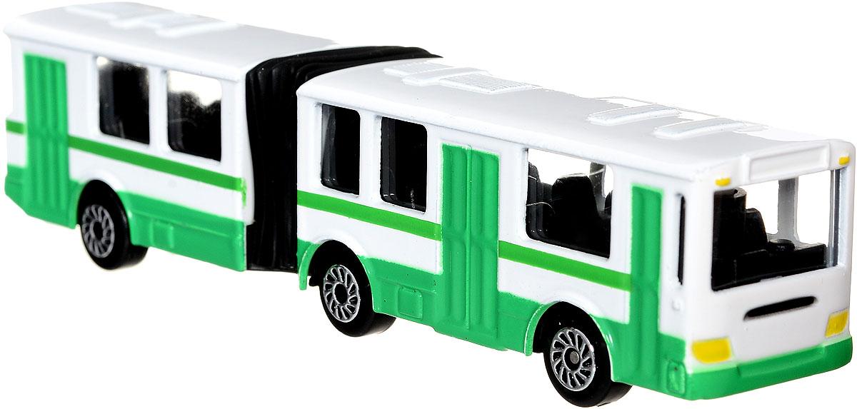 ТехноПарк Автобус цвет зеленый белыйSB-15-34-CDU_зеленый, белыйАвтобус ТехноПарк представляет собой игрушечный городской транспорт. Игрушечная модель с высокой детализацией оснащена металлическим корпусом и подвижными колесами. Автобус - самый распространенный вид наземного транспорта. Теперь у мальчика будет такая игрушка, которая очень похожа на настоящий автотранспорт. Ребенок может играть с ним, воображать себя водителем, строить остановки и многое другое, что позволит детская фантазия. Автобус выполнен из качественных и безопасных материалов.