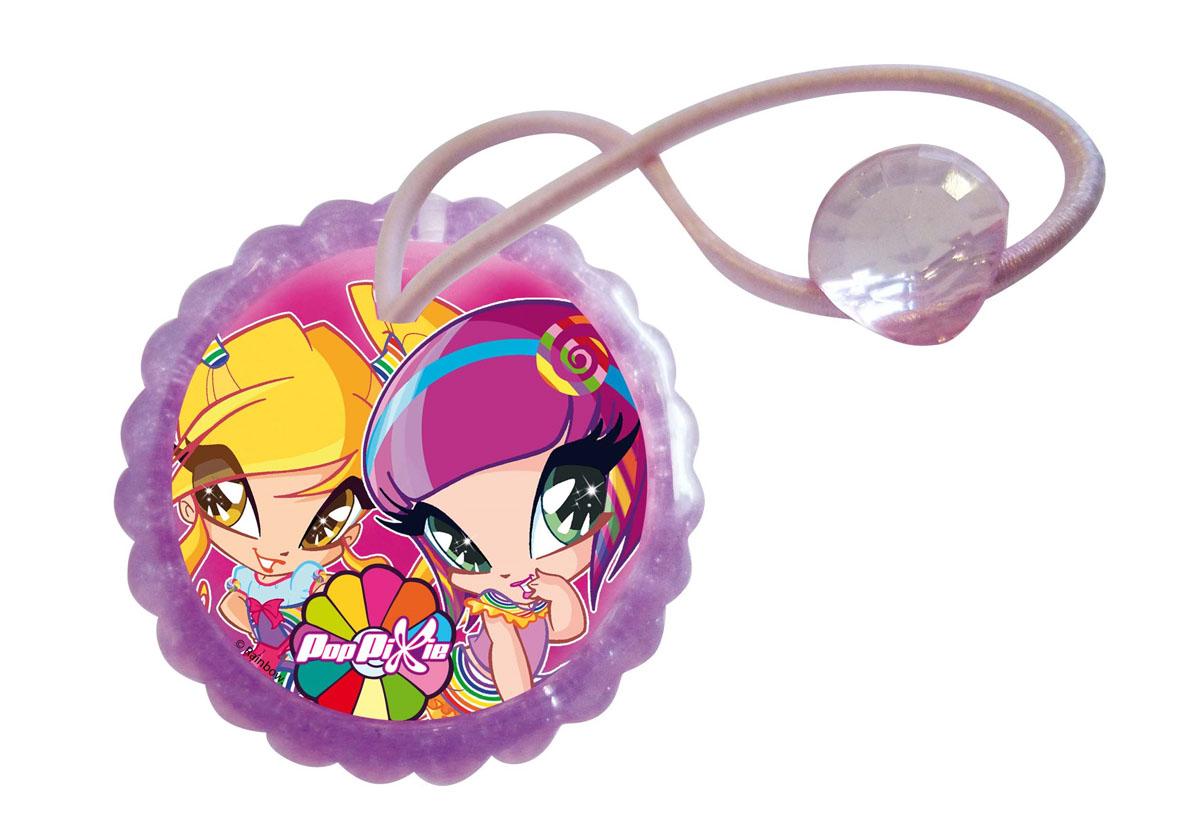 Резинка для волос для девочек PopPixie, цвет: розовый, 2 шт. 4132241322Оригинальный аксессуар станет изюминкой образа юной леди. Изделие изготовлено из гипоаллергенных материалов, не имеет заостренных деталей и абсолютно безопасно для ребенка. Рекомендуемый возраст: от 3х лет.