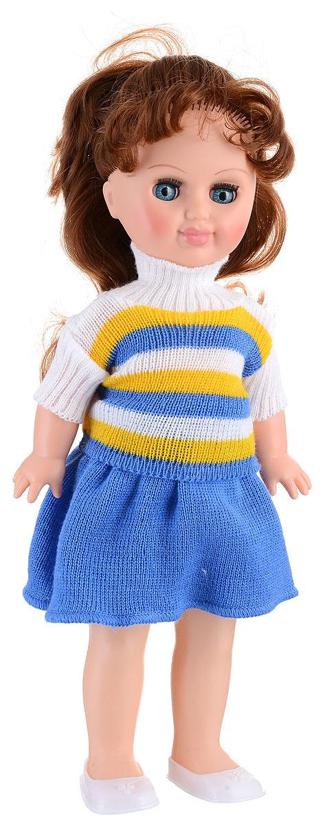 Весна Кукла ИринкаВ2218Очаровательная кукла Весна Иринка покорит сердце любой девочки! Обаятельный внешний вид и прелестная одежда игрушечной красавицы вызывают только самые добрые и положительные эмоции. Кукла отличается высоким качеством, проработанностью деталей и гармоничными пропорциями тела. У куклы густые мягкие волосы цвета шоколада, которые можно мыть, расчесывать и заплетать. Они прочно закреплены и способны выдержать практически любые творческие порывы ребенка. Особый восторг у маленьких модниц вызовет яркая вязаная водолазка и юбочка, которые можно снимать и менять. Игра с очаровательной куклой поможет развить мелкую моторику, а возможность менять костюмчики и прически формирует эстетический вкус. Милая игрушка станет лучшей подружкой для девочки и научит ребенка доброте и заботе о других.