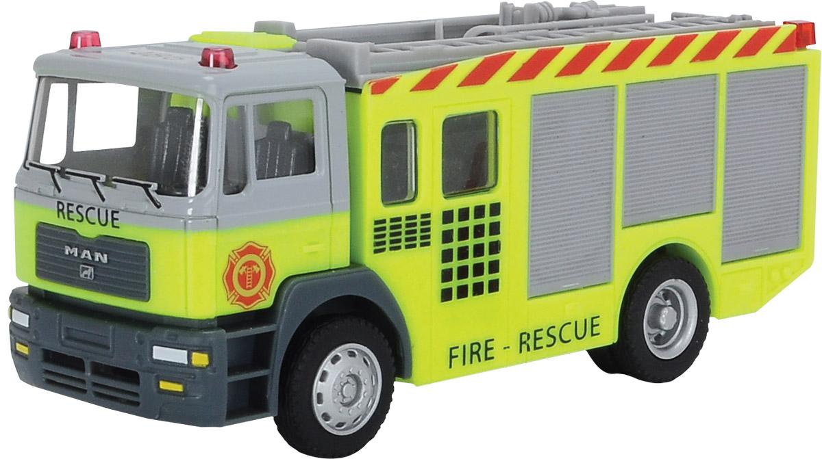 Dickie Toys Пожарная машинка Fire Fighter цвет салатовый3341006_салатовыйГлавный элемент технического оснащения пожарной команды - конечно, пожарная машина! Пожарная машина Dickie Toys Fire Fighter выполнена в реалистичном стиле и оснащена декоративными элементами - парой красных маячков, окошками, закрытыми жалюзи. У миниатюрного транспорта свободно крутятся колеса, а также имеются декоративные элементы: кабина с приборной панелью, лестницы. Игрушка изготовлена из прочных, качественных и безопасных материалов, аккуратно раскрашена яркими красками. Вместе с пожарной машинкой Dickie Toys Fire Fighter организуйте собственную пожарную станцию!