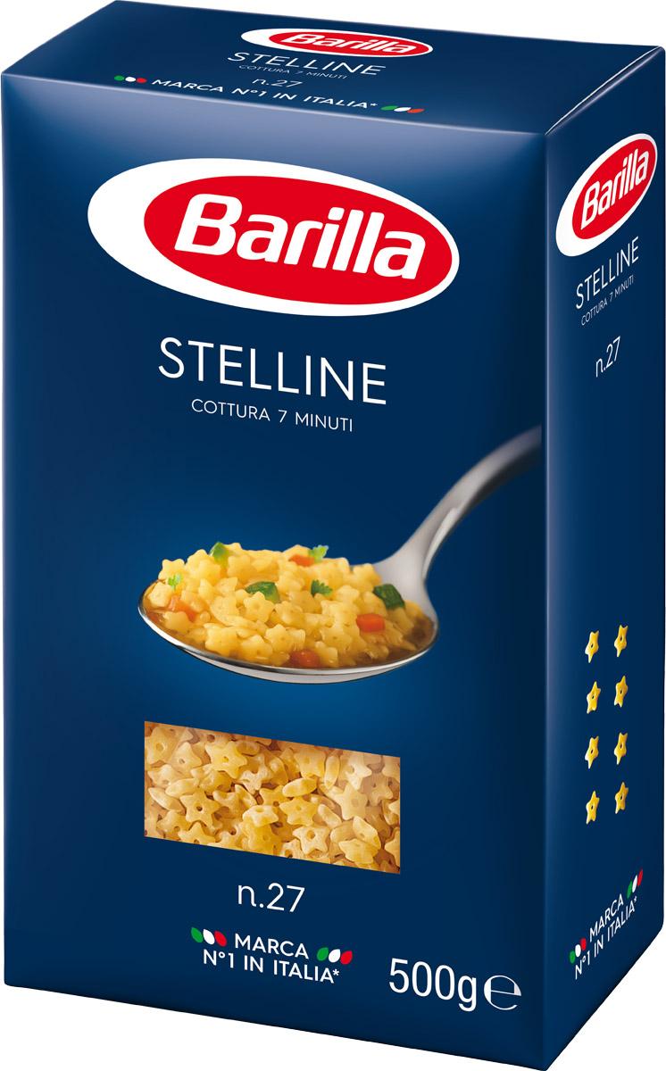 Barilla Stelline паста стеллине, 500 г