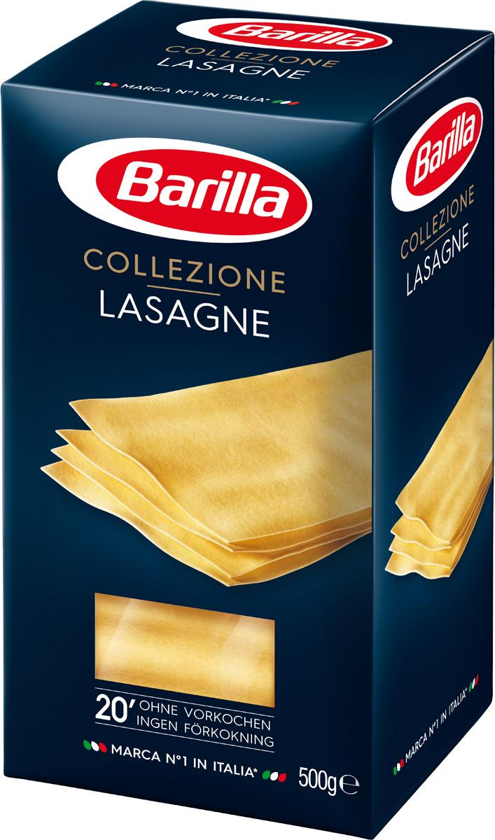 Barilla Lasagne Bolognesi лазанья, 500 г 8076809523738