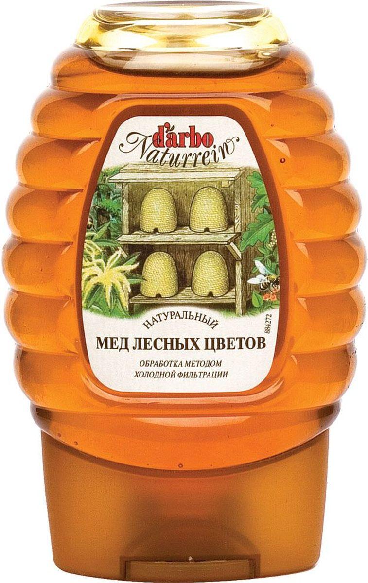 Darbo мед лесных цветов (диспенсер), 300 г22325Лесной мед имеет уникальные целебные свойства и превосходные вкусовые качества. Лесным называют мед, который был получен из цветов растений, растущих на лесных полянах.