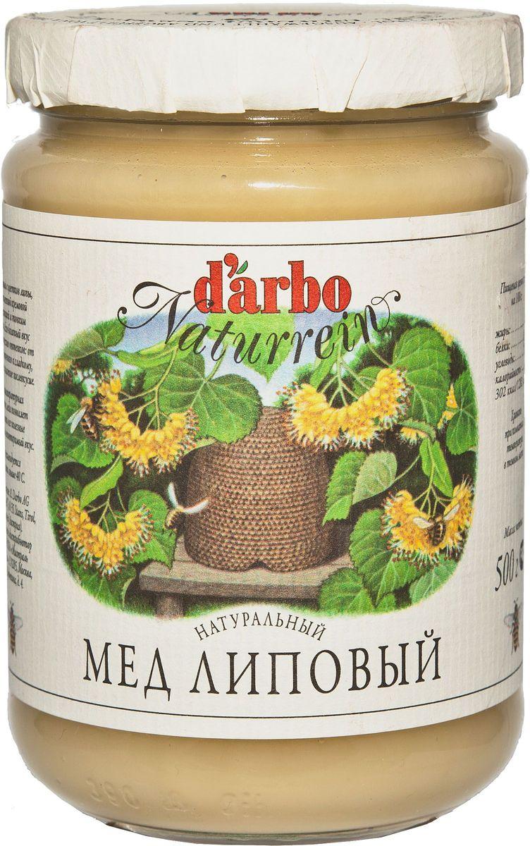 Darbo мед липовый, 500 г