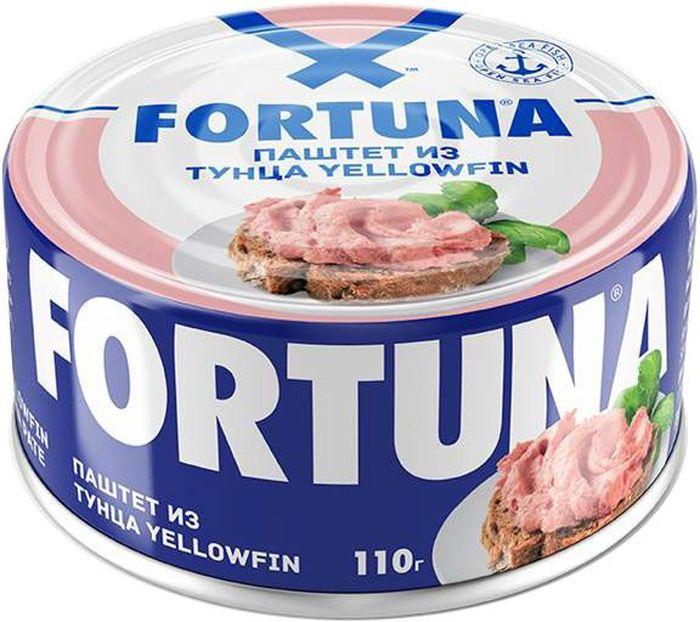 Fortuna паштет из тунца, 110 г26501