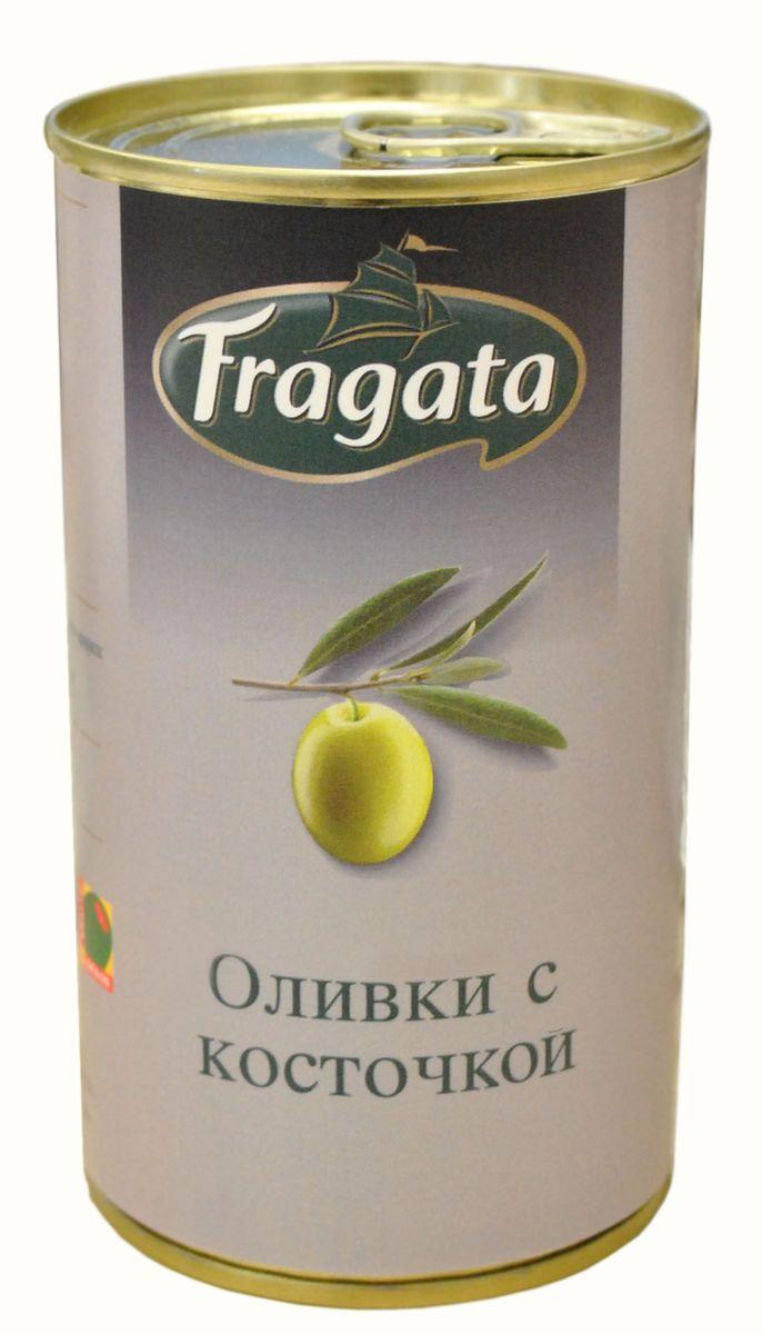 Fragata оливки с косточкой, 350 г34115